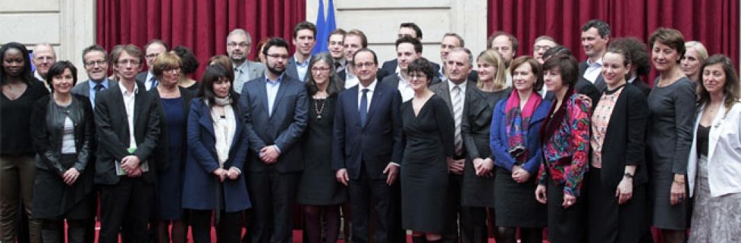 La France s'engage : découvrez les 15 lauréats