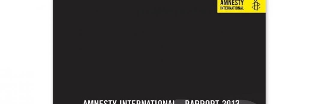 La situation des droits humains dans le monde : Amnesty International, rapport 2013