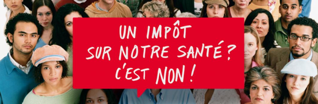 La Mutualité française lance une pétition contre la taxe sur la santé