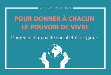 Face à l'urgence sociale, écologique et démocratique : le compte n'y est pas!