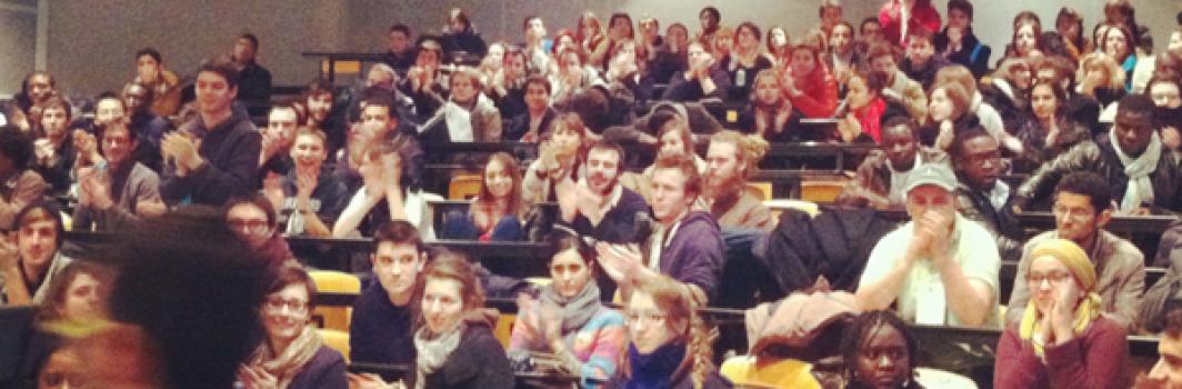 """Animafac – """"Week end au campus"""""""